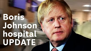 Boris Johnson still in intensive care with coronavirus - Dominic Raab in charge of government's work