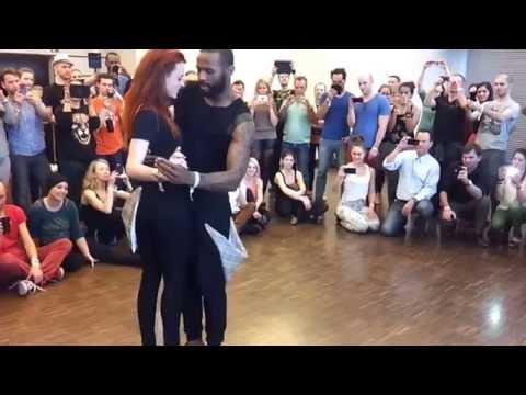 Tony Pirata & Sophie Fox Frankfurt Salsa Festival 2015