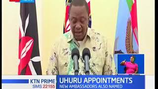 Uhuru Kenyatta's Appointments: Noordin Mohammed nominated ...