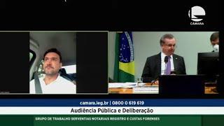 GT SERVENTIAS NOTARIAIS REGISTRO E CUSTAS FORENSES - Normas gerais sobre custas e emolumentos - 16/09/2021 15:00