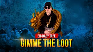 Big Baby Tape - Gimme The Loot [Black Edition] (Премьера Клипа)