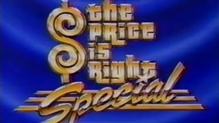 The Price Is Right Special | (81486)
