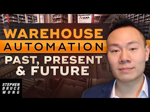 Warehouse Automation - Past, Present, and Future