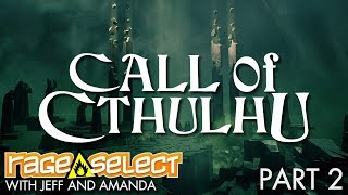 Call of Cthulhu - The Dojo (Let's Play) Part 2