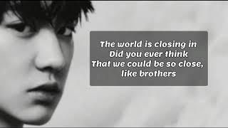 Chan Yeol - Wind Of Change LIVE In Berlin (Clean Audio)