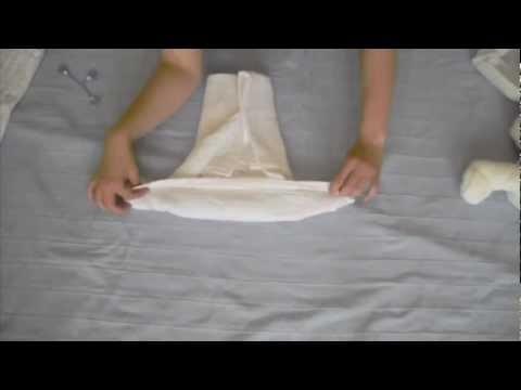 Soffwindeln - Einsteigen mit Mullwindeln - preiswert & einfach