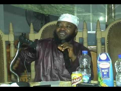 Essence of the Creation of Humanity 1   Sheikh Abdur Rauf Ballo