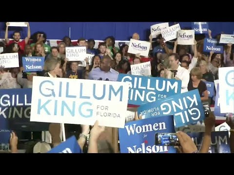 Politicians react after Andrew Gillum announces he's bisexual