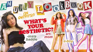 Trendy Outfit Ideas For All Aesthetics (insta Baddie, Art Mom, 90s/y2k E-girl, Soft Girl) | Lookbook