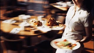 How to Deal with STRESS at Work ! Advice for Servers and Waiters
