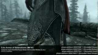 ★ Skyrim Mods - (Assassins Creed) Armor + Dragon Age + Two Worlds