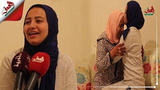 """نادية """"بائعة العصير"""" توجه رسالة للمغاربة وترد على طلبات الزواج.. ووالدتها تكشف الوجه الاخر من القصة"""