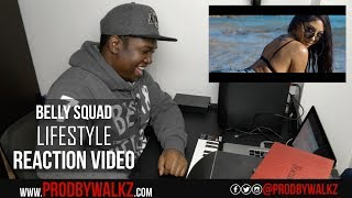 Belly Squad   Lifestyle [Music Video] | GRM Daily | Reaction