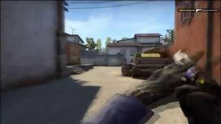Что будет если играть только с пистолетом в напарники CS:GO