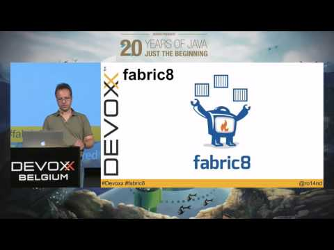 fabric8 - Java developer tools for Kubernetes and OpenShift