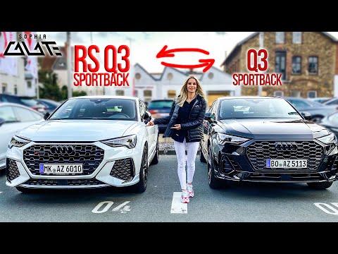 Ich tausche Q3 gegen Audi RS Q3 Sportback!