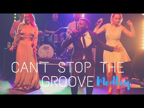 Can't Stop The Groove Video