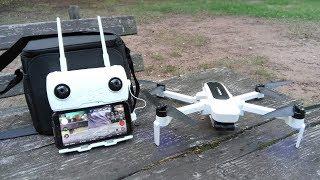 Hubsan Zino - 5G GPS Drohne mit Top 4K Kamera von Gearbest / Testbericht & Testflug