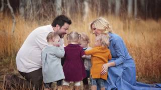 Family Fall Picture vlog