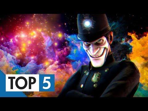 TOP 5 - Nejznámějších herních drog