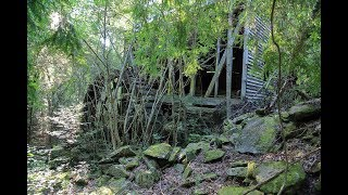 Forgotten Water Mill Discovered Intact In The Woods! So Cool! (Grist Mill)