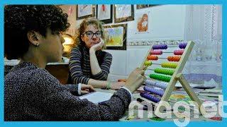 24 horas en una casa Homeschooler: así aprenden los niños que no van al colegio