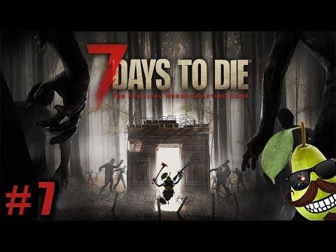 /CZ\ 7 Days to Die Part 7 - Sněžná přeháňka
