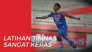 Jalani TC Timnas Indonesia, Febri Hariyadi Ungkap Latihan dari Shin Tae-yong Sangat Keras