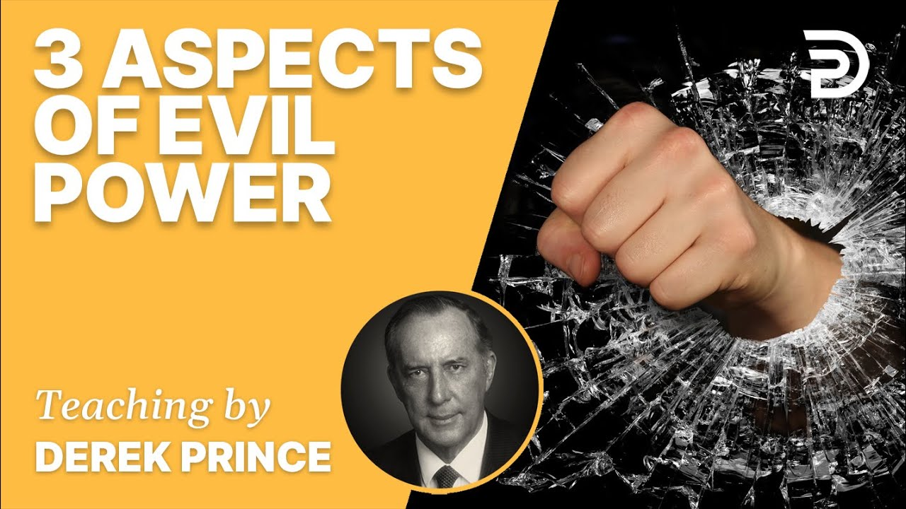 YouTube thumbnail for Three Aspects of Evil Power
