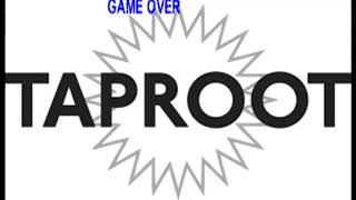 Game Over Cover (Taproot)