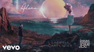 Musik-Video-Miniaturansicht zu Alien Songtext von Sabrina Carpenter, Jonas Blue