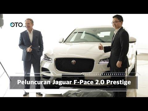 Peluncuran Jaguar F-Pace 2.0 Prestige I OTO.com