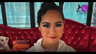 Stage Makeup Guide For Latin And Ballroom Dancing