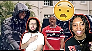 DRIP DOWN 🥶💧 | KREPT & KONAN   I SPY FT. HEADIE ONE & K TRAP  (REACTION)
