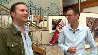 Stripmuseum Brussel 30 jaar