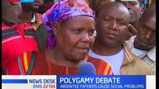 Kiambu woman representative wants the church to accept polygamy
