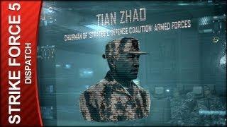 """Call of Duty: Black Ops 2"", HD walkthrough (Veteran), Strike Force Mission 4 - Dispatch"