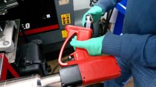 Vídeo uso herramienta Multiplicador Neumático Norbar PTM72