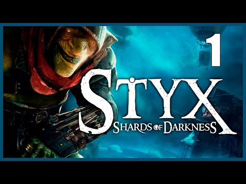 Gameplay de Styx: Shards of Darkness