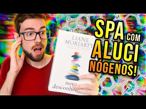 NOVE DESCONHECIDOS É REAL? ? A Ciência de Tratamentos com Alucinógenos | #Lucas