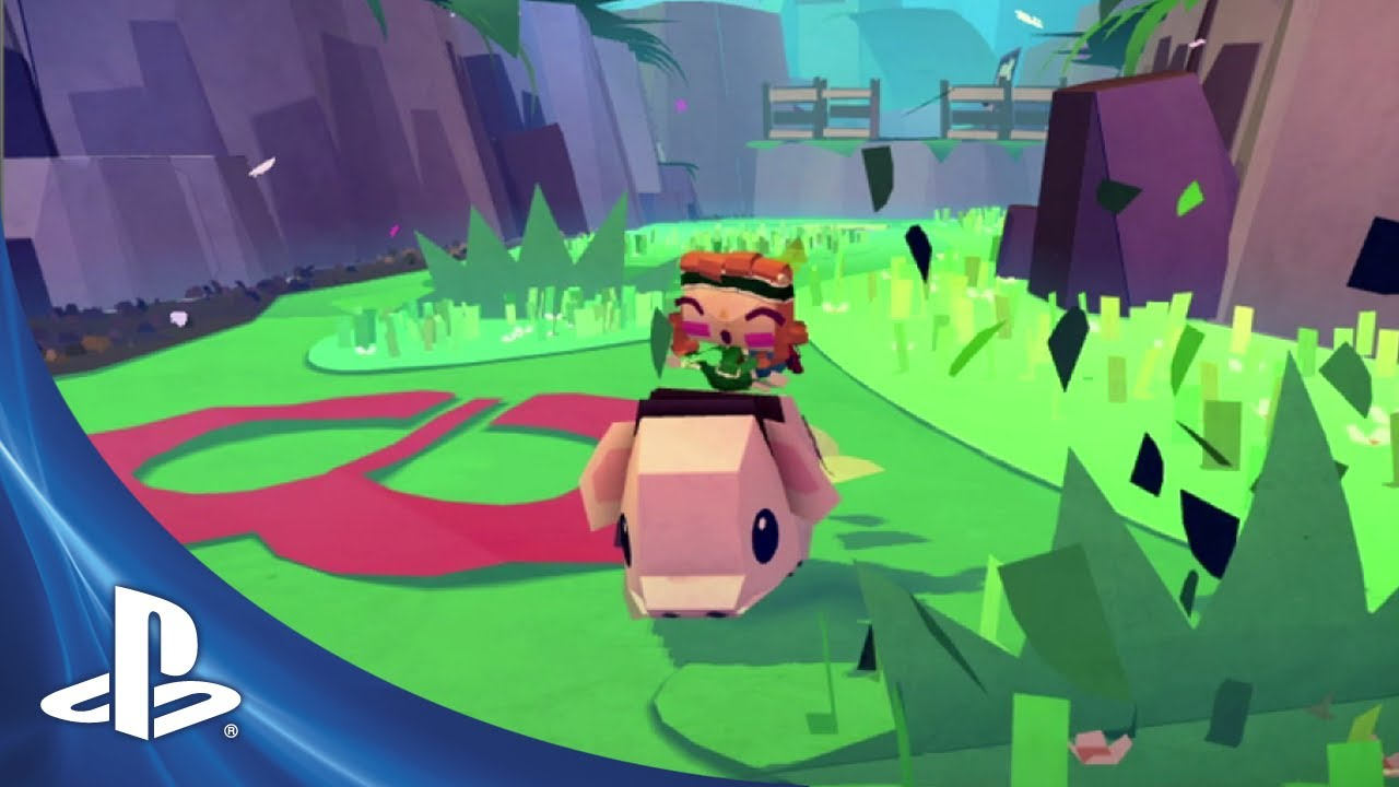 Tearaway and the PS Vita – a Match Made in Heaven