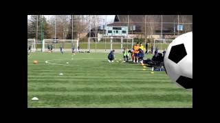 Jahan Jacob (JJ) Mbaho in FCB Escola Vancouver (Tecnificacio) 2016/17