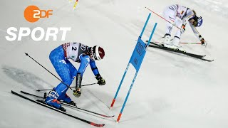 Platz Vier Für Deutschland Beim Team-Event, Gold Für Die Schweiz | Alpine Ski-WM - ZDFwintersport