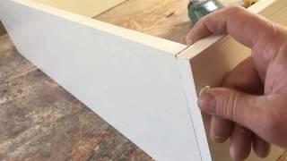 Как сделать кровать для рыбалки своими руками из дсп