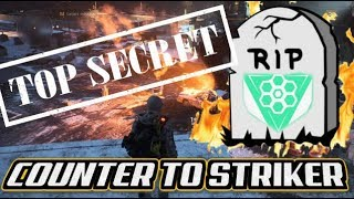 This is how you counter STRIKER - NEW BUILD - The Division 1.8.2 - Jesimein