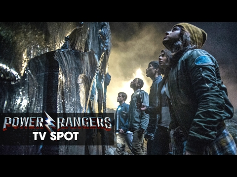 Power Rangers (TV Spot 'Let's Go')