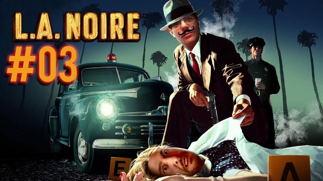 L.A. Noire – Part 03: Der Wagen des Konsuls