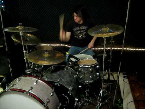 Tommy Lee - Sister Mary (Drum Cover)