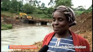 Chamwada Report: Roads and Devolution - Promo