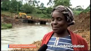 Chamwada Report: Roads and Devolution - Promo